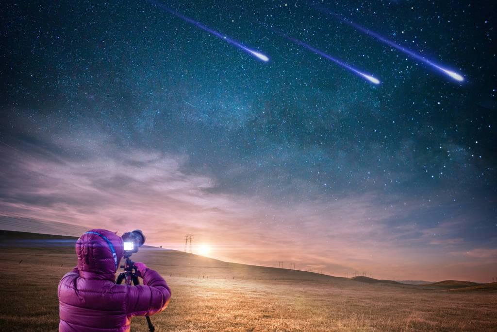 Impresionante lluvia de meteoros se acerca a la Tierra