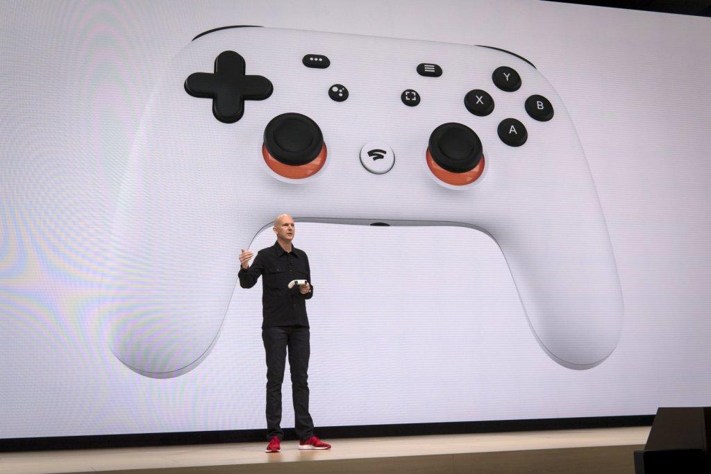Llega Stadia de Google para competir con Playstation,Nintendo y Xbox