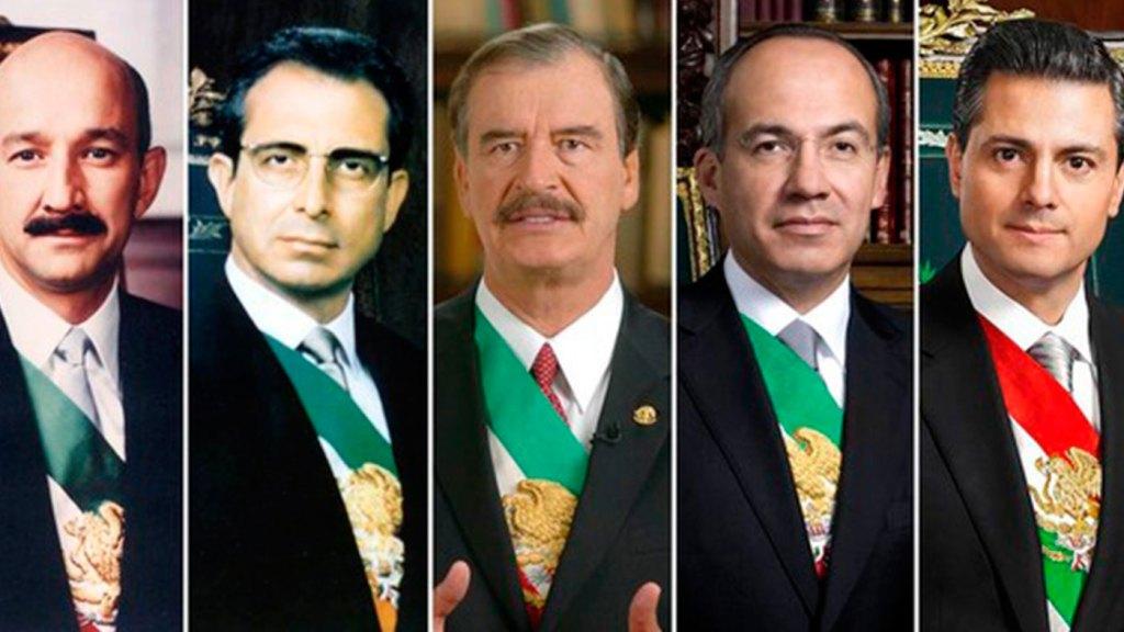¡Expresidente no paga impuestos! Revela López Obrador