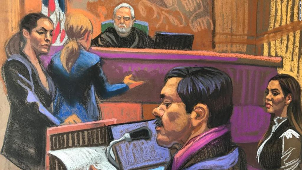 Le dan cadena perpetua al Chapo, preso de por vida en Estados Unidos
