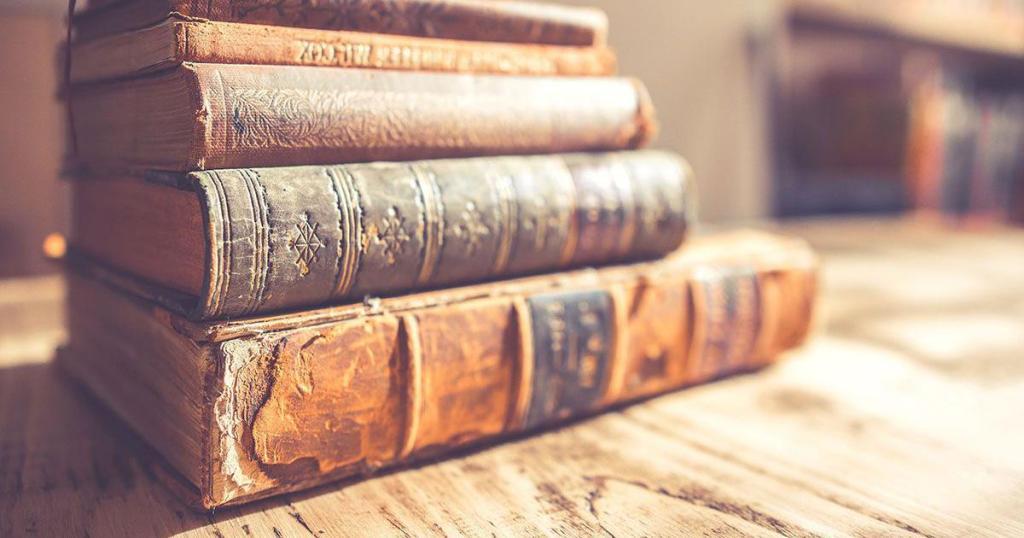 ¡Cómo de novela! Encuentran tres libros envenenados en biblioteca