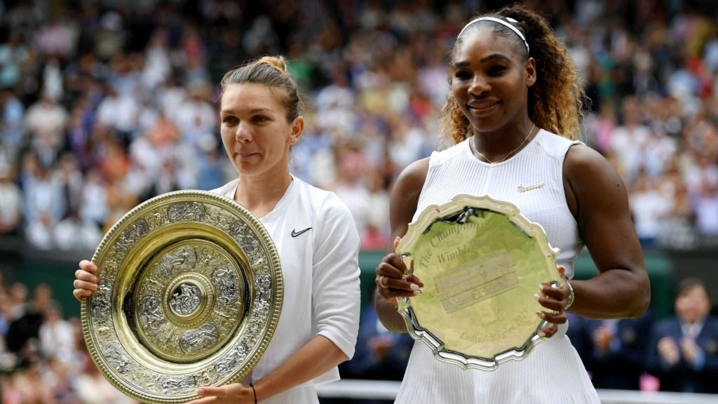 Simona Halep derrota a Serena Williams y es campeona de Wimbledon