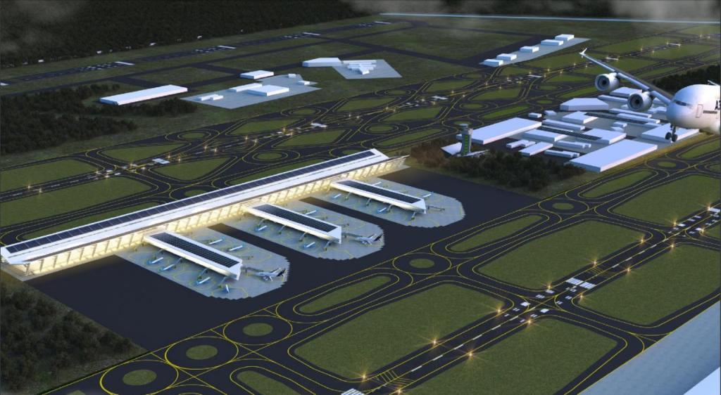 Suspende juez de manera indefinida las obras del aeropuerto de Santa Lucía