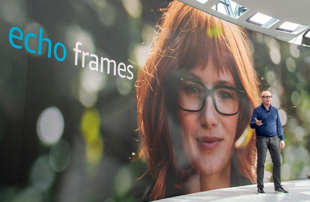 Lentes, hornos de microondas, bocinas y funciones adicionales de Alexa las novedades de Amazon