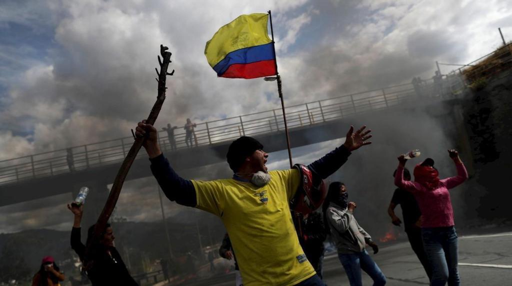 Cientos de heridos, siete muertos y doce días de protesta: Lenín Moreno deroga gasolinazo en Ecuador