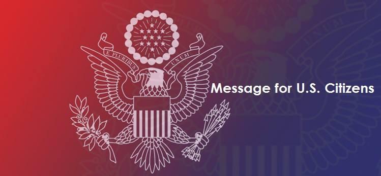 Emite Estados Unidos alerta de seguridad por la violencia registrada en Culiacán Sinaloa