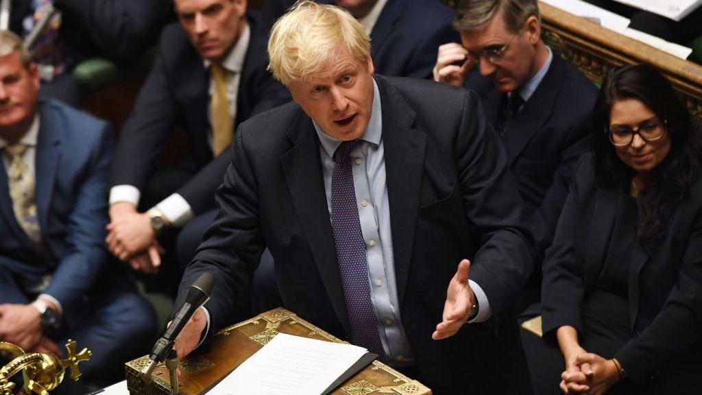 No hay Brexit, el Parlamento Británico rechaza plan de Boris Johnson