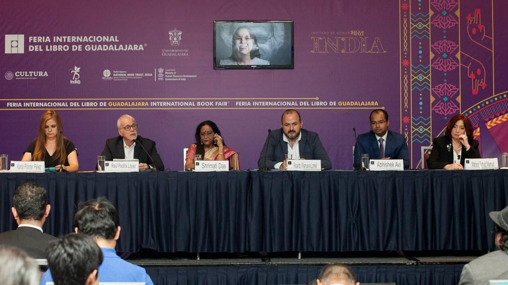 Presentan el Programa de la Feria Internacional del Libro de Guadalajara, inicia el 30 de noviembre
