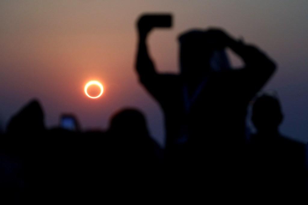 Así fue el anillo de fuego: el eclipse de Sol que sorprendió al mundo