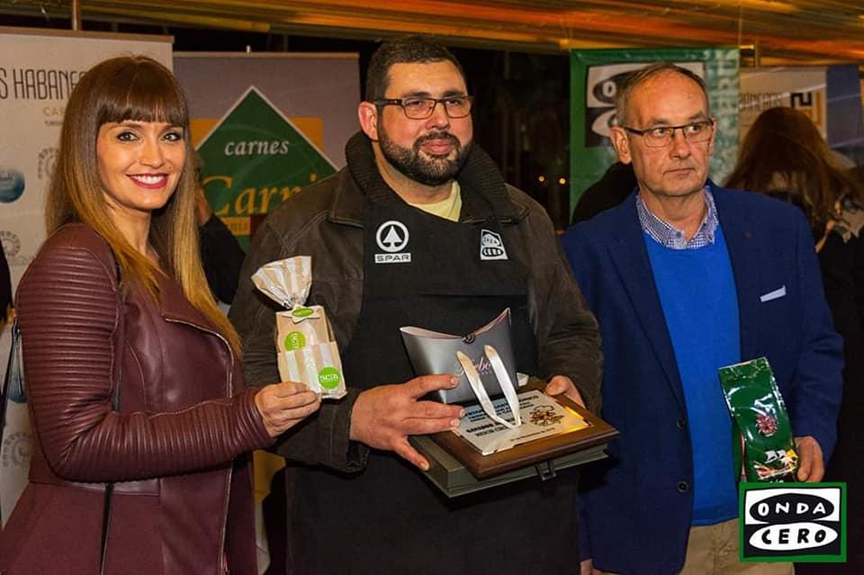 Un éxito el 2do Encuentro Gastronómico Tierra y Mar Adentro, Francisco Navarro ganó  Premio a la Mejor Croqueta