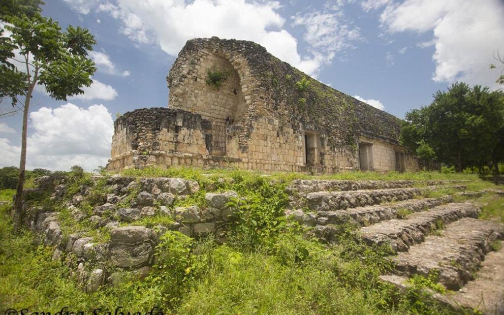 Descubren en la zona arqueológica de Kulubá en Yucatán un palacio de la élite Maya