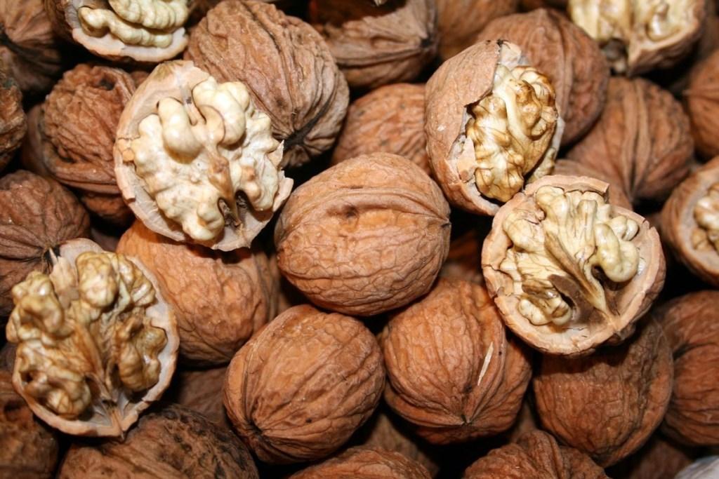 Las nueces generan bacterias buenas para el intestino revela nueva investigación