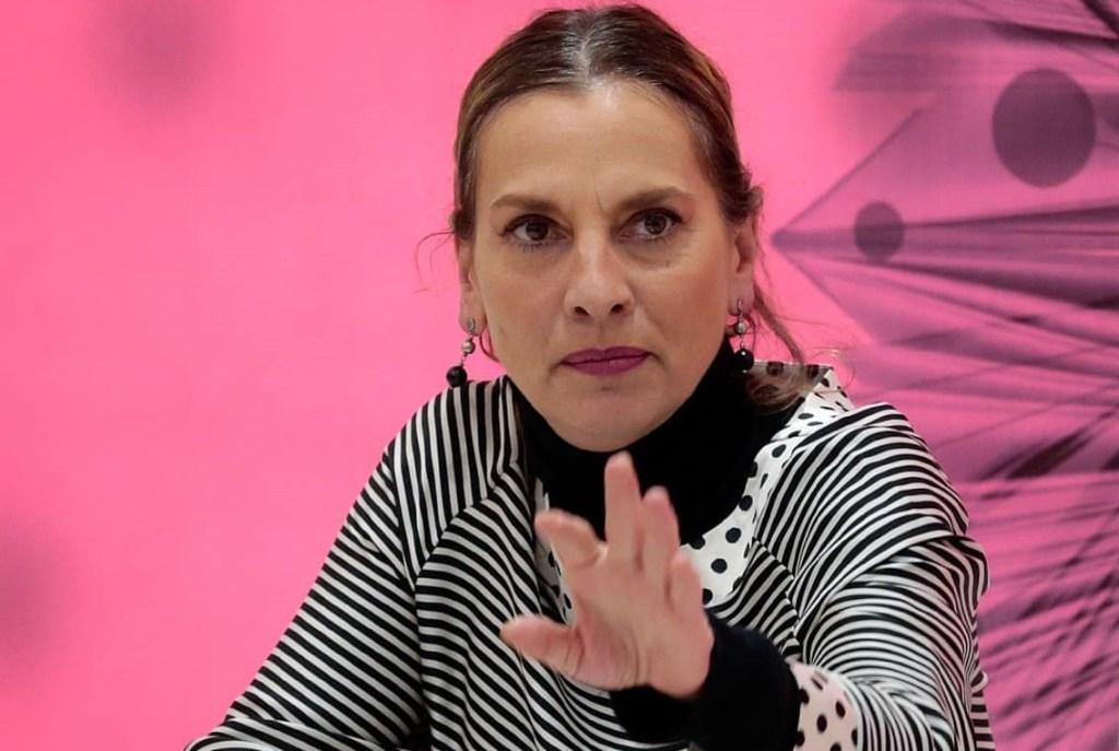 Beatriz Gutiérrez Müller primero se suma a Un Día Sin Nosotras y luego rechaza el Paro Nacional de Mujeres
