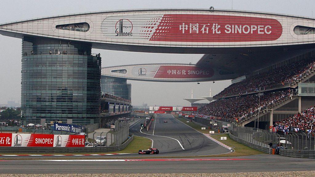 Suspenden el Gran Premio de la Fórmula 1 en China por el  coronavirus