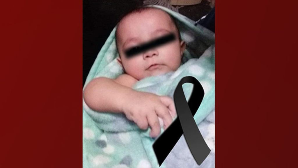 Karol Nahomi fue arrebatada de los brazos de sus madre, hoy apareció muerta la bebé de 5 meses de edad