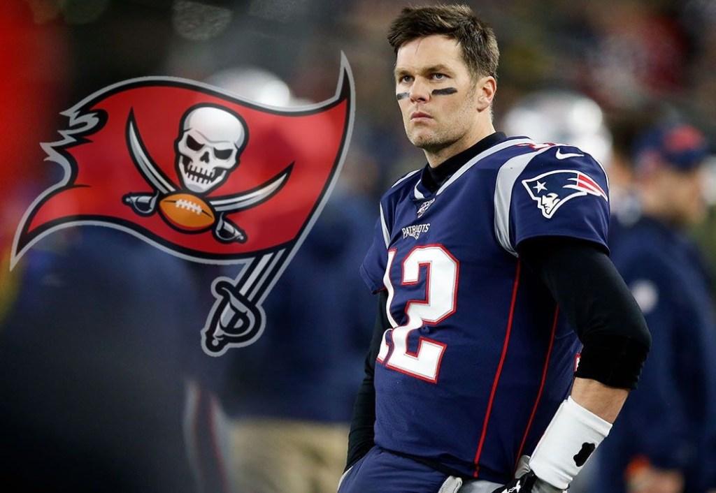 Tom Brady jugará con Buccaneers, firmará contrato de 30 millones de dólares