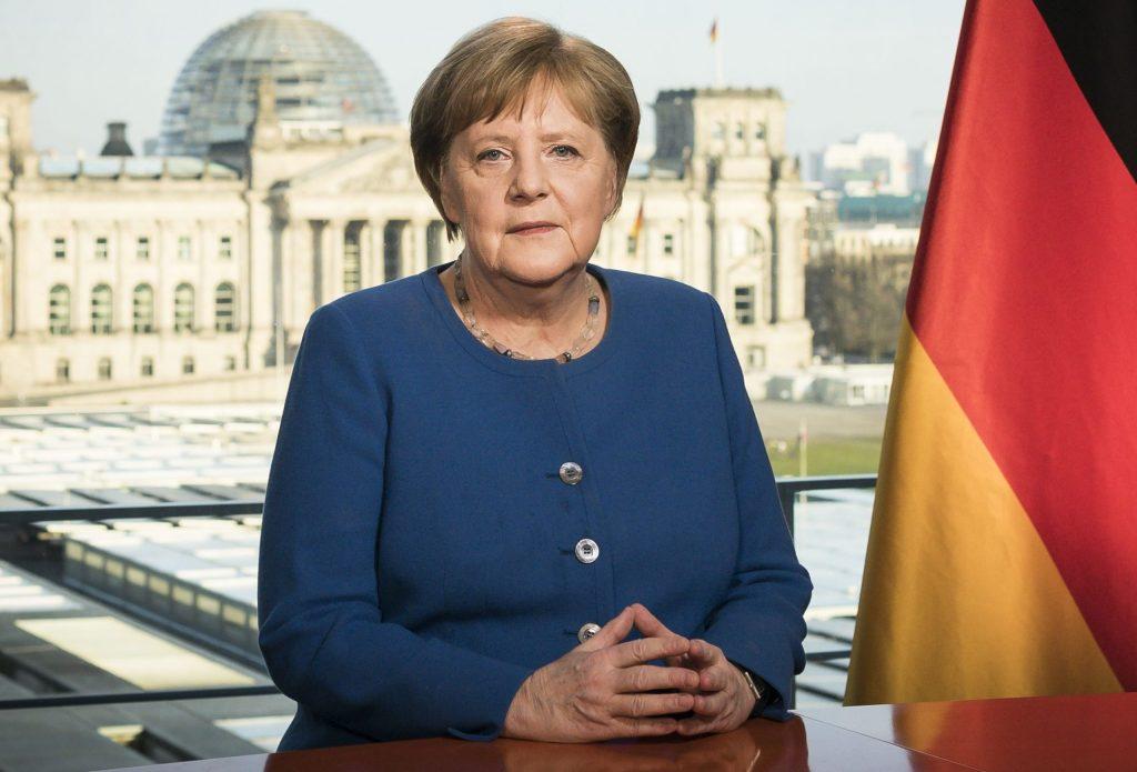 Coronavirus es la amenaza más seria desde la Segunda Guerra Mundial: Angela Merkel