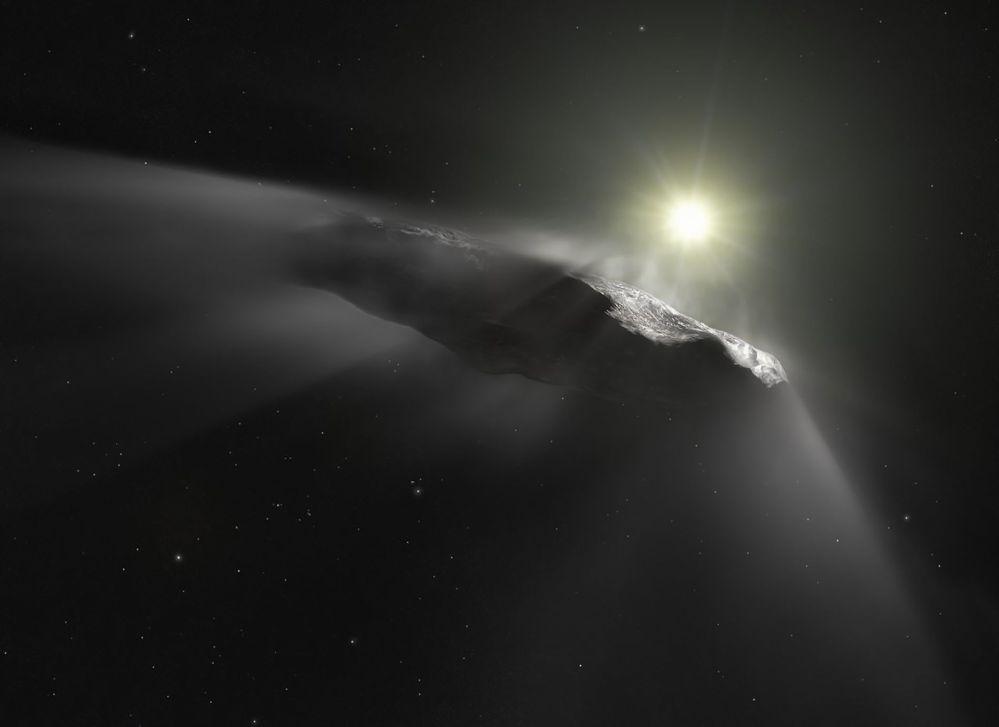 El misterioso cometa 2I/Borisov se acerca a la Tierra y contiene elevados niveles de gas tóxico: NASA
