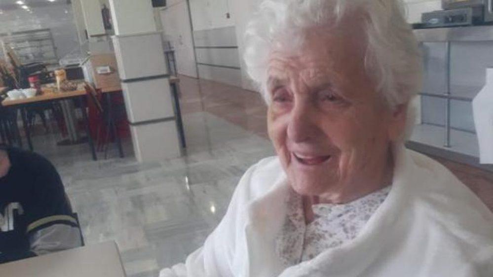 ¡Vence la gripe española y al coronavirus! Mujer de 107 años se recupera de Covid-19