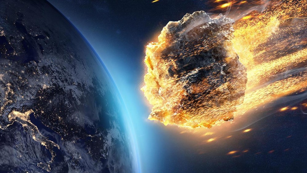 NASA: Dos asteroides se acercarán 'peligrosamente' a la Tierra