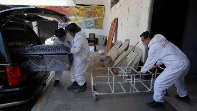 En México camino a levantarse el confinamiento, suma 74 mil 560 casos y 8 mil 134 defunciones covid