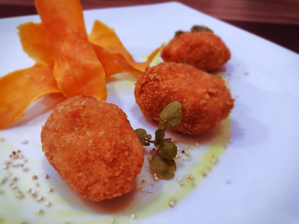 Gastronómads: Nuggets de pollo del chef Manu Escobar