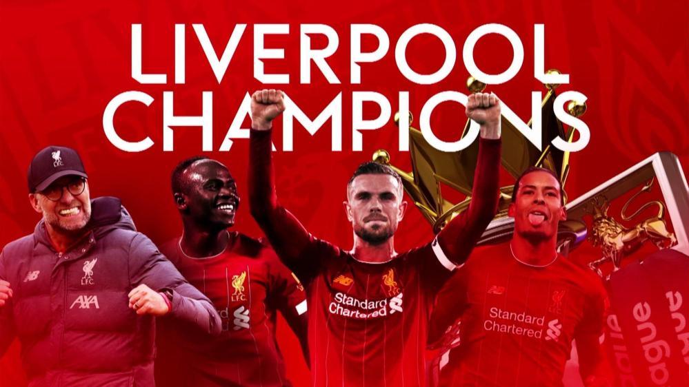 Después de 30 años, Liverpool se corona campeón de la Premier League