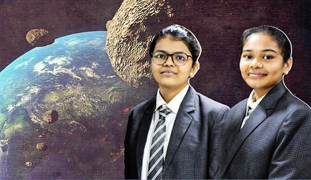 En la India, dos mujeres adolescentes descubren asteroide que se dirige a la Tierra