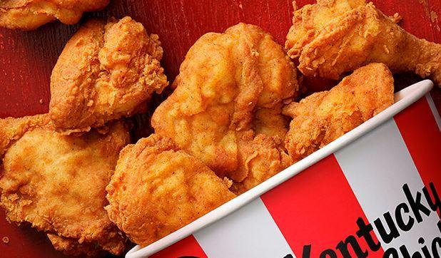 ¿Llegaron los pollos mutantes? KFC quiere imprimir en 3D la carne para sus nuggets