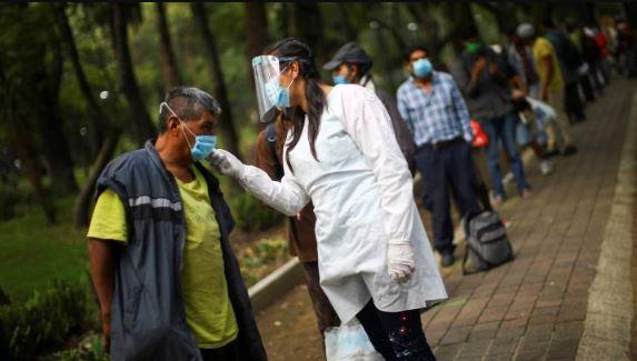 Se estiman más de 48 mil casos activos de Covid en México