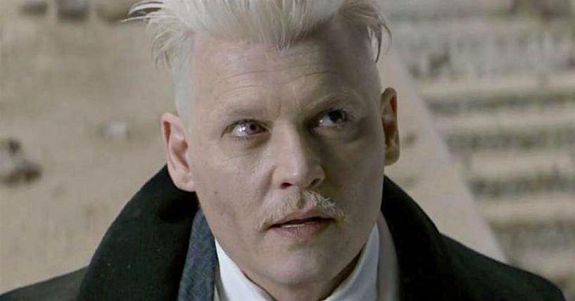 Así es como Amber Heard sabotea a Johnny Depp con la película Animales Fantásticos 3