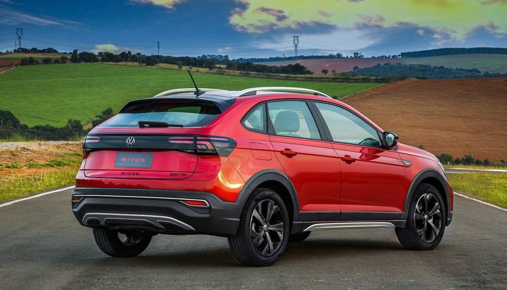 Volkswagen presenta Nivus una nueva SUV que parece una pequeña Tiguan