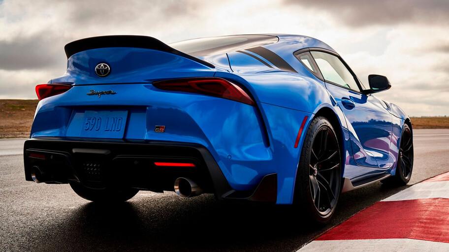 De la mano de BMW, el Toyota Supra ¡Renace!