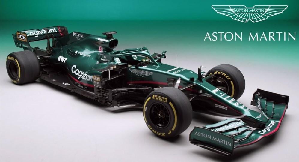 ¡Verde! Aston Martin regresa a la Fórmula 1 después de 60 años