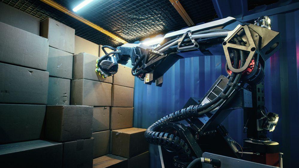 VIDEO: Stretch el nuevo robot creado por Boston Dynamics