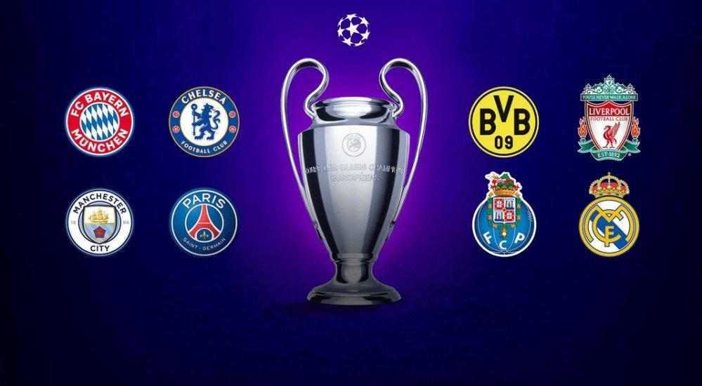 Champions League: así quedaron definidos los cuartos de final