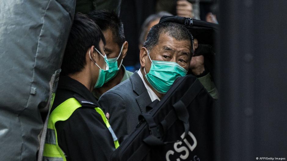 Magnate participa en protesta y lo encarcela el Gobierno de China 14 meses