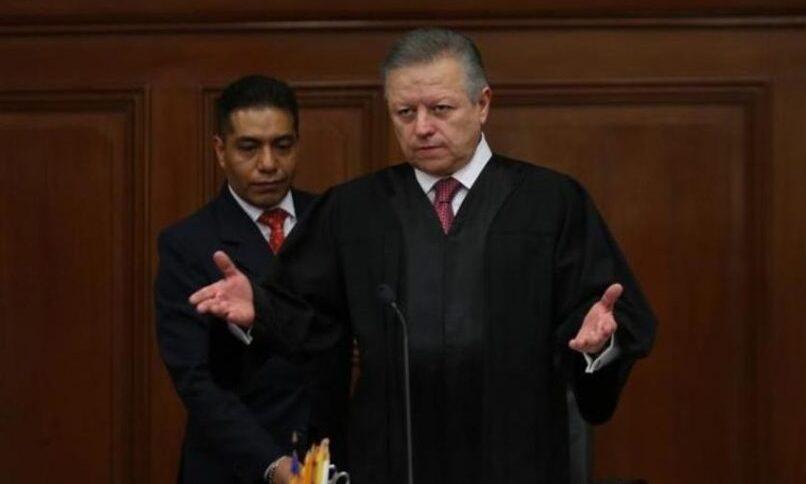 ¡Albazo en el Senado! Amplía Morena dos años la presidencia de Arturo Zaldívar en la Corte