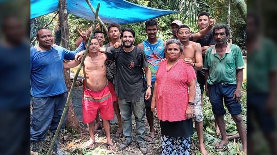 Piloto cae con su avioneta en el Amazonas y sobrevive 36 días en medio de la selva