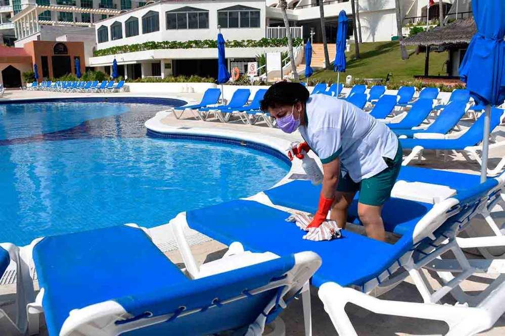 Regresa Quintana Roo a semáforo color naranja, llaman a reforzar medidas preventivas