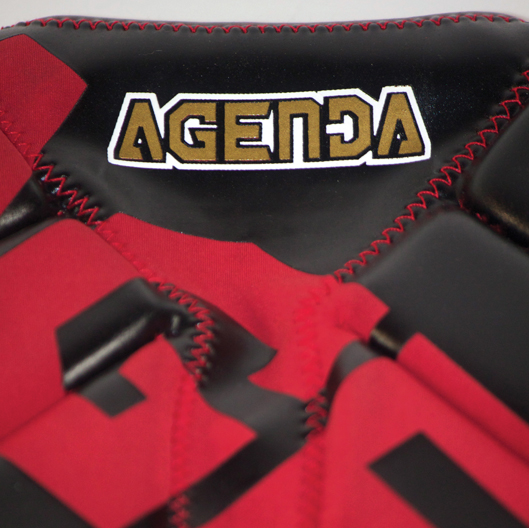 Motiv Comp series PFD RZ (Front) - Red Detail Quilting