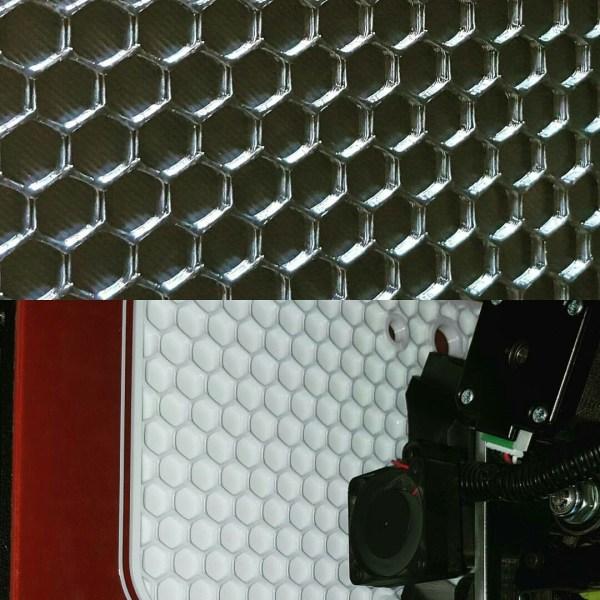 Manufactrured with 3D (AM) printed PETG resin