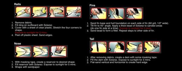 Solarez Instructions