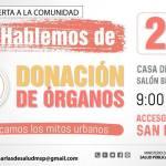 24 de Mayo – Hablemos de Donación de Organos – Conozcamos los Mitos Urbanos