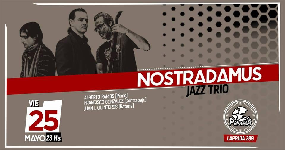 Nostradamus Jazz Trío
