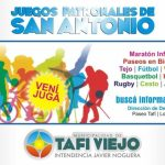 13 de Junio – Se vienen los Juegos Patronales de San Antonio