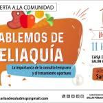 11 de Mayo – Hablemos de Celiaquìa – Charla Abierta a la Comunidad