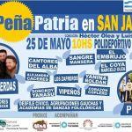 25 de Mayo – Peña Patria