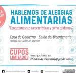 15 de Mayo – Hablemos de Alergias Alimentarias -Charla abierta a la comunidad
