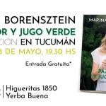 18 de Mayo – Presentación Paz Amor y Jugo Verde